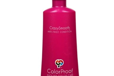 Color proof crazy smooth anti frizz condition
