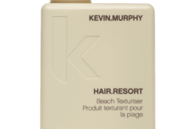 kevin murphy hair resort styling texturizer product bottle